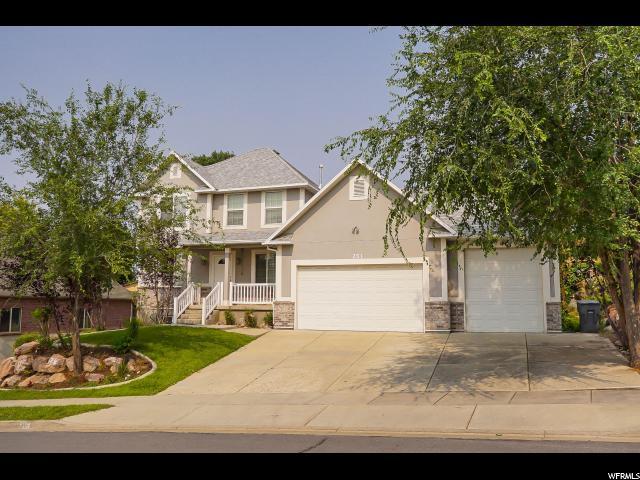 253 Eugene St., North Salt Lake, UT 84054 (#1549875) :: Exit Realty Success