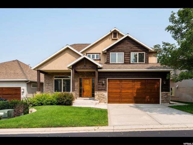 3225 E Lantern Hill Ct, Cottonwood Heights, UT 84093 (#1549890) :: goBE Realty