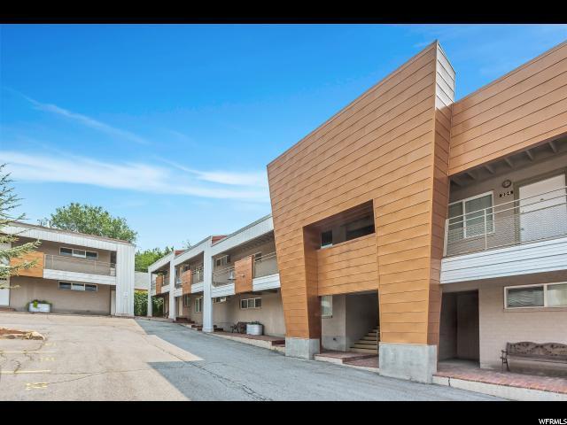 650 N 300 W #221, Salt Lake City, UT 84103 (#1549927) :: Big Key Real Estate