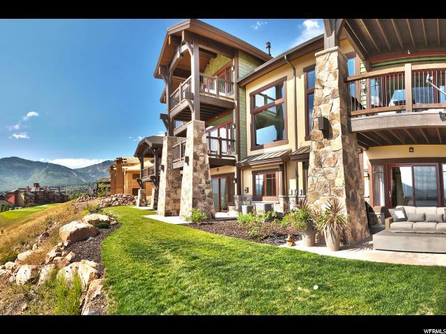 4198 Fairway Ln G-3, Park City, UT 84098 (#1550004) :: Red Sign Team