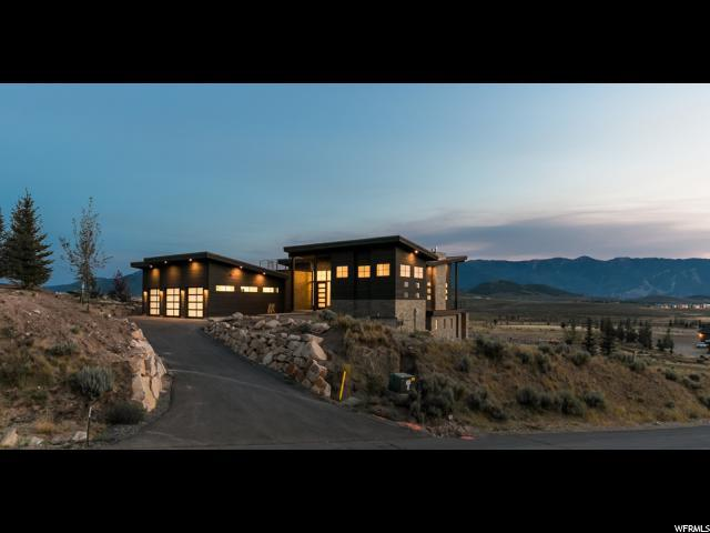 2490 Prairie Schooner Trl #15, Park City, UT 84098 (#1550159) :: The Muve Group