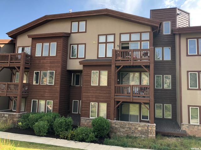 6677 N 2200 W C-303, Park City, UT 84098 (#1550174) :: Big Key Real Estate