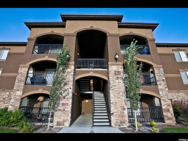 378 S 2150 W #304, Pleasant Grove, UT 84062 (#1550175) :: Big Key Real Estate