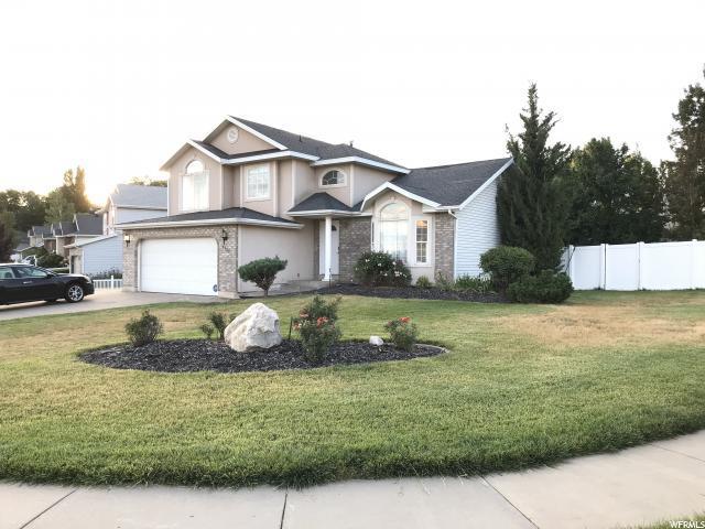 1133 E 3325 N, Layton, UT 84040 (#1550191) :: Big Key Real Estate