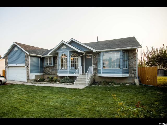 2363 N Sunset Dr, Lehi, UT 84043 (#1550256) :: Big Key Real Estate
