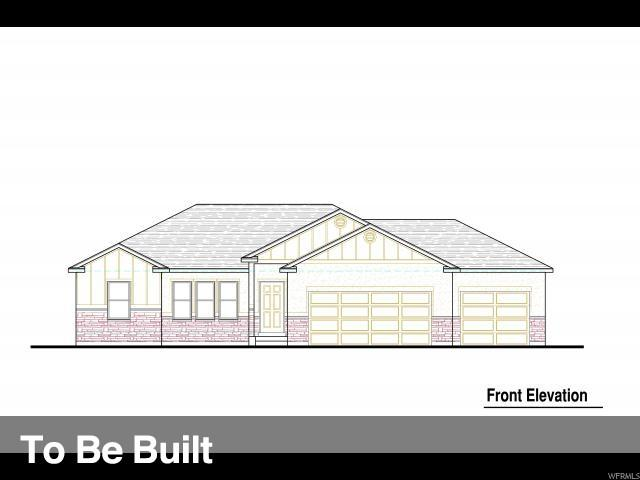 737 E Clover Gate Ln #106, Grantsville, UT 84029 (#1550344) :: Big Key Real Estate
