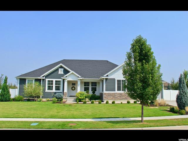 221 E Huckleberry Ln #192, Heber City, UT 84032 (MLS #1550424) :: High Country Properties