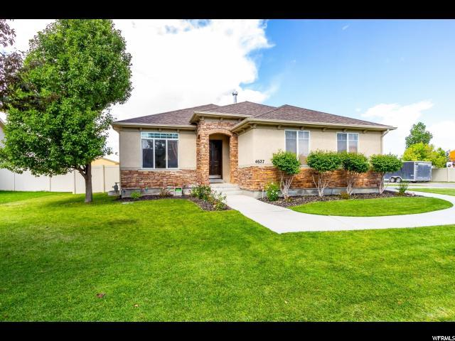 4627 N Heritage Dr E, Eagle Mountain, UT 84005 (#1550494) :: Red Sign Team