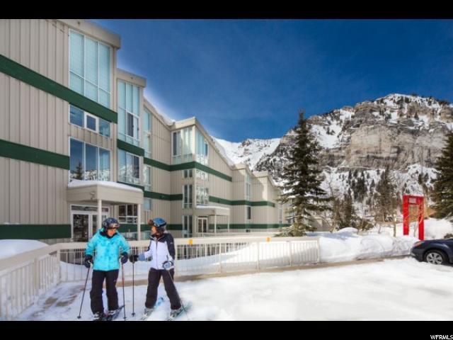 9070 S Blackjack Rd E #4, Alta, UT 84092 (#1550516) :: Big Key Real Estate