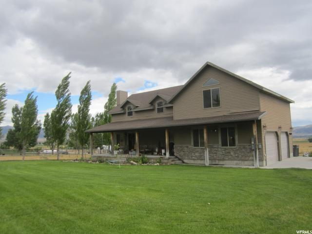 1591 S 5800 W, Malad City, ID 83252 (#1550554) :: Big Key Real Estate