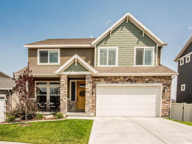 14179 S Wembley Way S, Herriman, UT 84096 (#1550580) :: goBE Realty