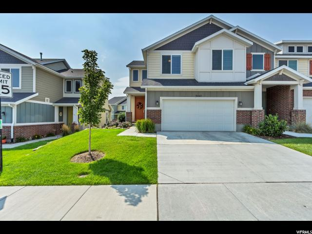 5441 W Rushmore Park Ln S, Herriman, UT 84096 (#1550603) :: Exit Realty Success