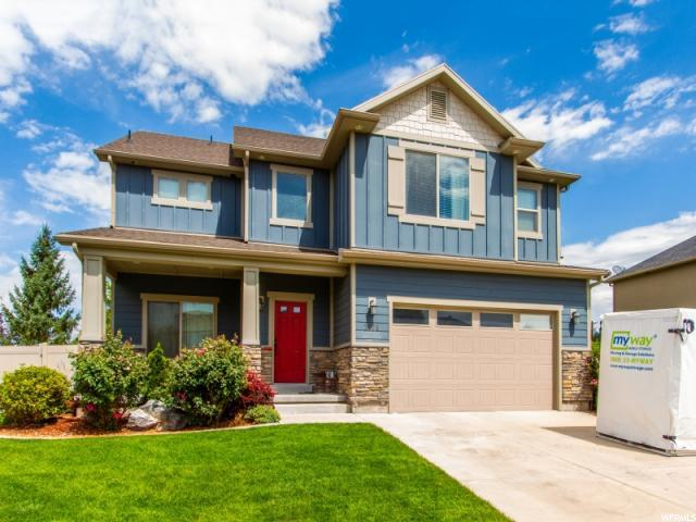 2778 W Willow Dr S, Lehi, UT 84043 (#1550612) :: Exit Realty Success