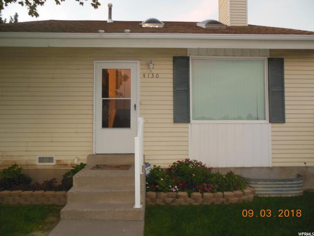 4130 S Eastern Park Ln, West Valley City, UT 84119 (#1550635) :: goBE Realty