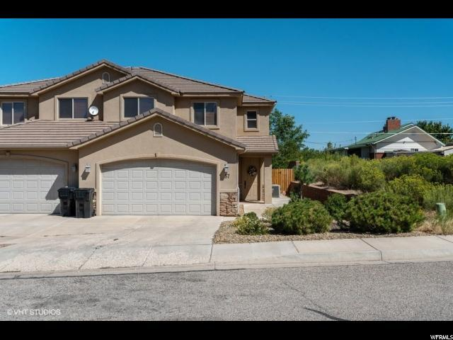 57 E 820 S, Cedar City, UT 84720 (#1550672) :: The Fields Team