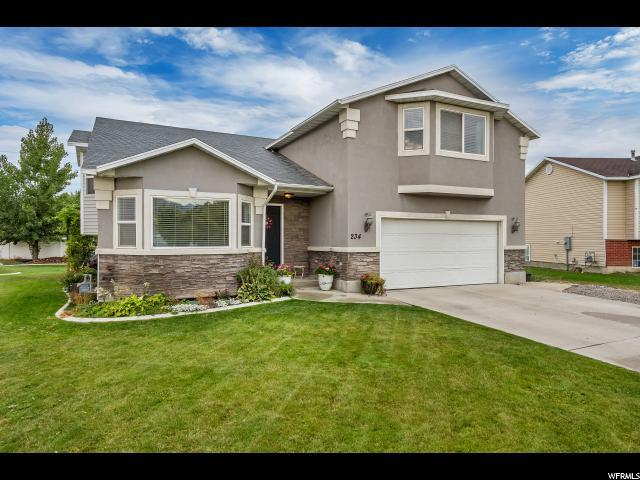 234 S Sunstone Cir, Logan, UT 84321 (#1550720) :: The Fields Team