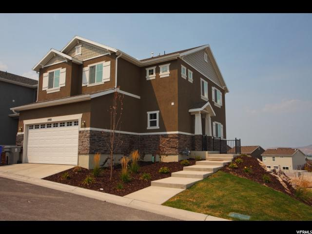 2991 S Willow Creek Dr W, Saratoga Springs, UT 84045 (#1550743) :: The Fields Team
