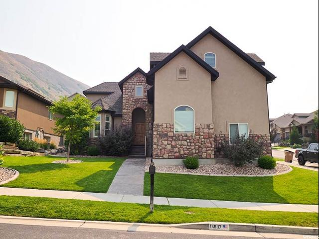 14937 S Manilla Dr E, Draper, UT 84020 (#1550761) :: Big Key Real Estate