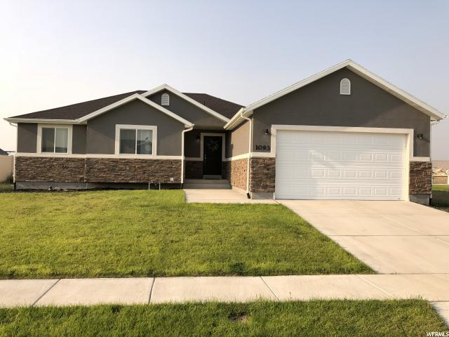 1093 E Hunter Ln, Eagle Mountain, UT 84005 (#1550789) :: Red Sign Team