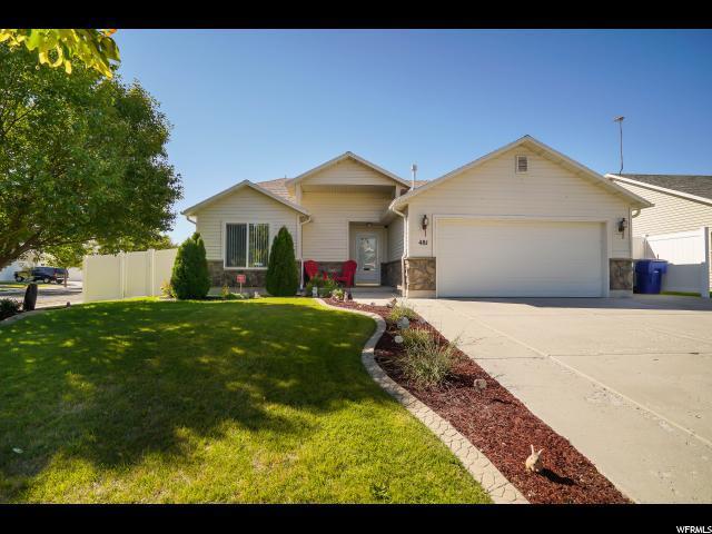 481 Stone Ct, Ogden, UT 84404 (#1550809) :: Bustos Real Estate | Keller Williams Utah Realtors