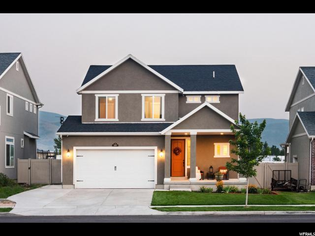 349 W Meadow Walk Dr, Heber City, UT 84032 (#1550820) :: Bustos Real Estate | Keller Williams Utah Realtors