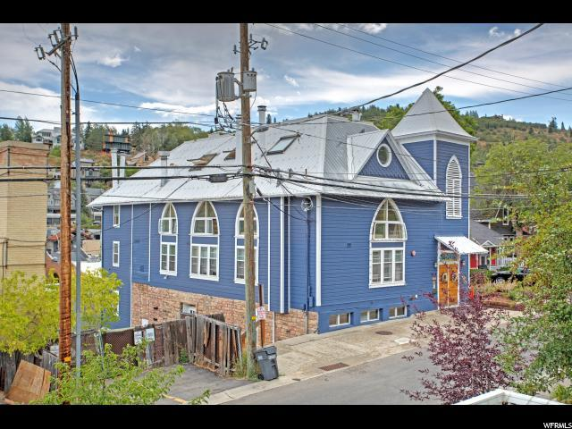 424 Park Ave E, Park City, UT 84060 (#1550838) :: Big Key Real Estate