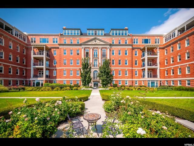 400 Capitol Park Ave E #403, Salt Lake City, UT 84103 (#1550860) :: Colemere Realty Associates
