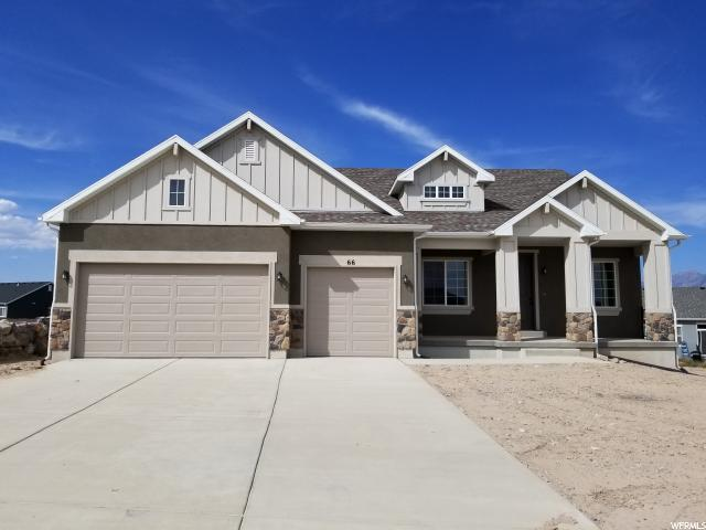 66 E Bliss Dr, Saratoga Springs, UT 84045 (#1550866) :: Exit Realty Success