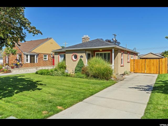1607 E Parkway, Salt Lake City, UT 84106 (#1550897) :: Colemere Realty Associates