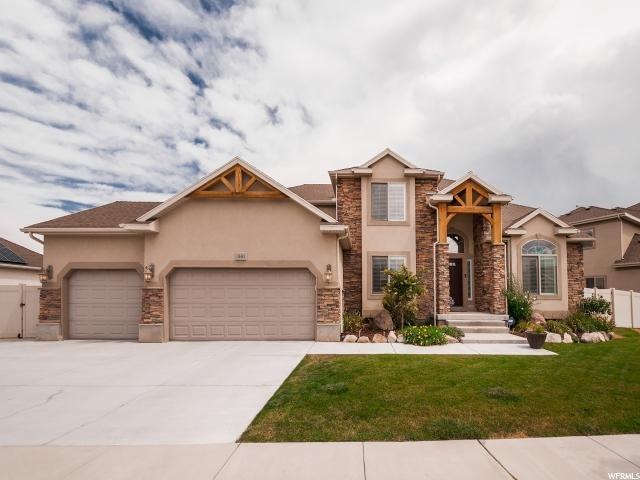 13451 Warner Way, Riverton, UT 84065 (#1550943) :: The Fields Team