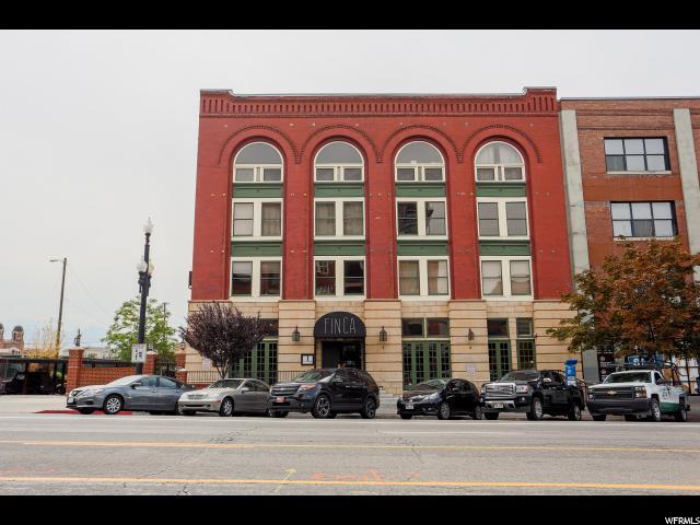 327 W 200 S #301, Salt Lake City, UT 84101 (#1551000) :: Big Key Real Estate