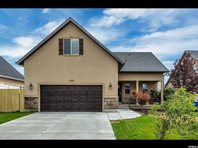 1703 S 825 W, Lehi, UT 84043 (#1551006) :: Bustos Real Estate | Keller Williams Utah Realtors
