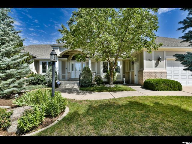 1760 Seven Oaks Ln E, Ogden, UT 84403 (#1551035) :: goBE Realty