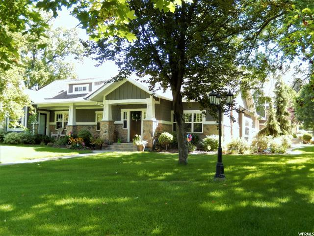 98 S Main St, Providence, UT 84332 (#1551095) :: Colemere Realty Associates