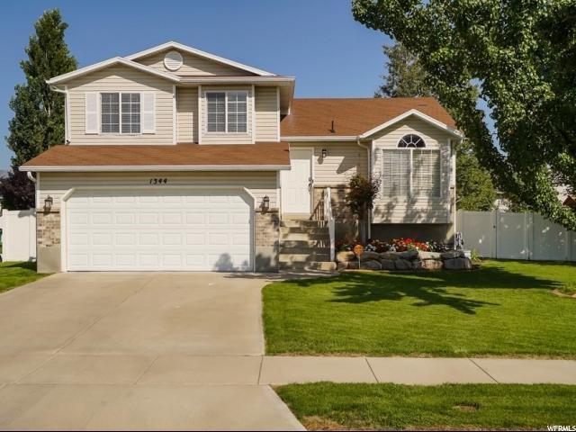 1344 N 2325 W, Layton, UT 84041 (#1551213) :: Bustos Real Estate | Keller Williams Utah Realtors