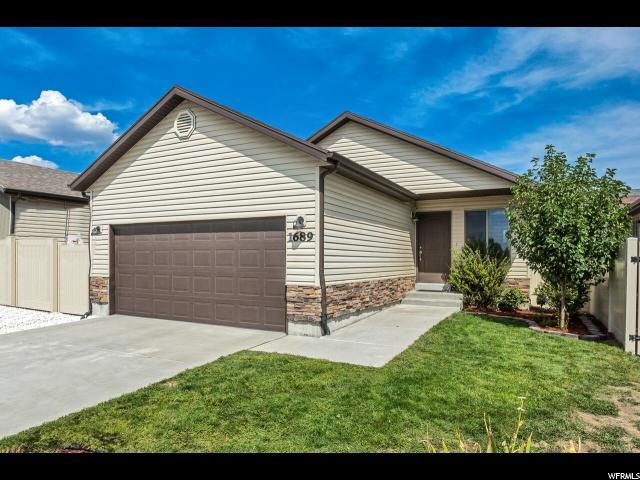 1689 E Shadow Dr, Eagle Mountain, UT 84005 (#1551302) :: RE/MAX Equity