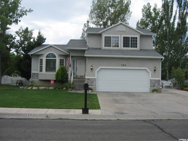 766 Lakeview, Stansbury Park, UT 84074 (#1551309) :: Big Key Real Estate