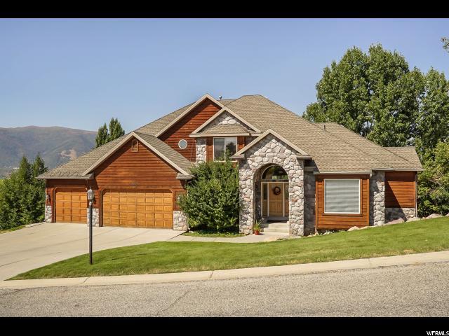 3643 N Elkridge Trl, Eden, UT 84310 (#1551336) :: Bustos Real Estate | Keller Williams Utah Realtors