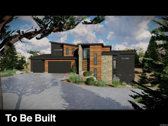 7331 Pine Ridge Dr, Park City, UT 84098 (#1551377) :: Colemere Realty Associates