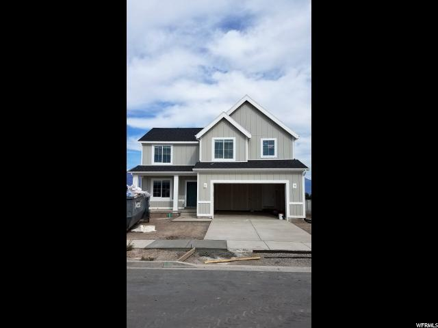 484 S Wild Spur Ln #489, Saratoga Springs, UT 84045 (#1551421) :: Bustos Real Estate | Keller Williams Utah Realtors