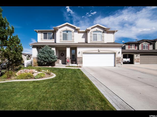 604 N Banbury, North Salt Lake, UT 84054 (#1551463) :: Bustos Real Estate | Keller Williams Utah Realtors
