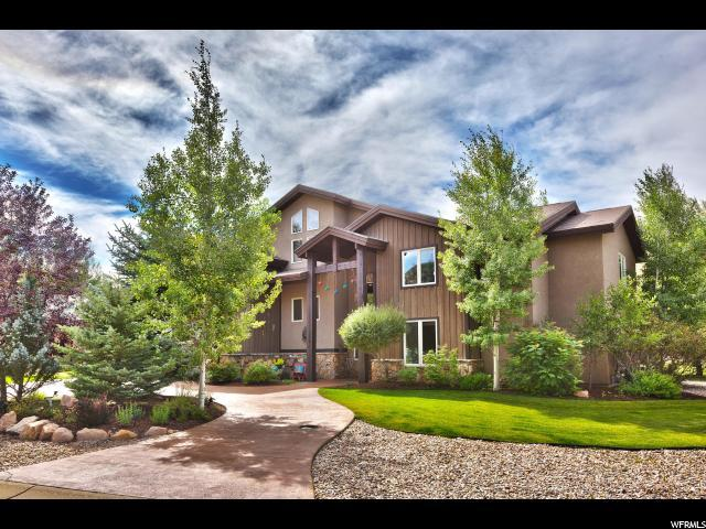 3239 Creek Rd, Park City, UT 84098 (#1551474) :: Exit Realty Success