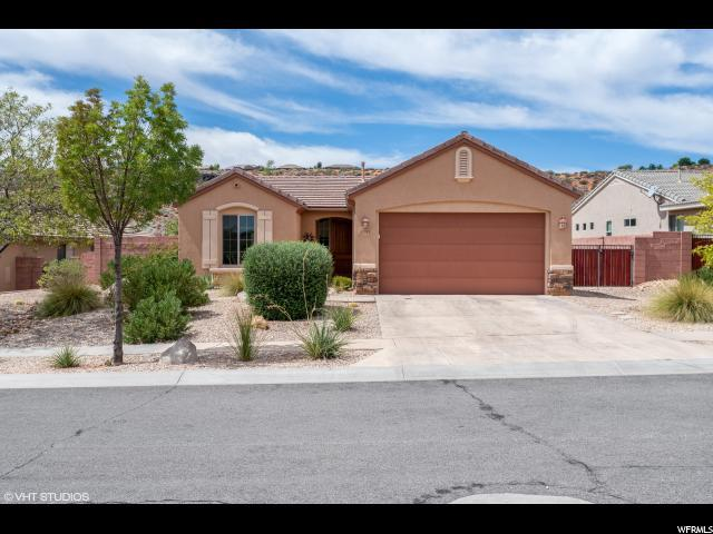 1183 Spring Valley Drive, Washington, UT 84780 (#1551484) :: The Fields Team