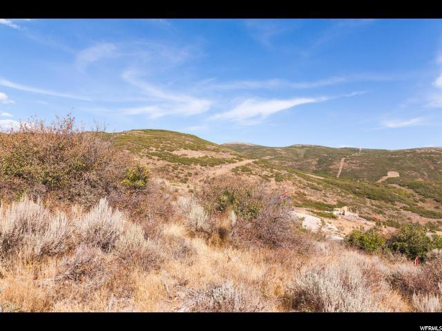 13640 N Deer Canyon Dr, Heber City, UT 84032 (#1551492) :: The One Group