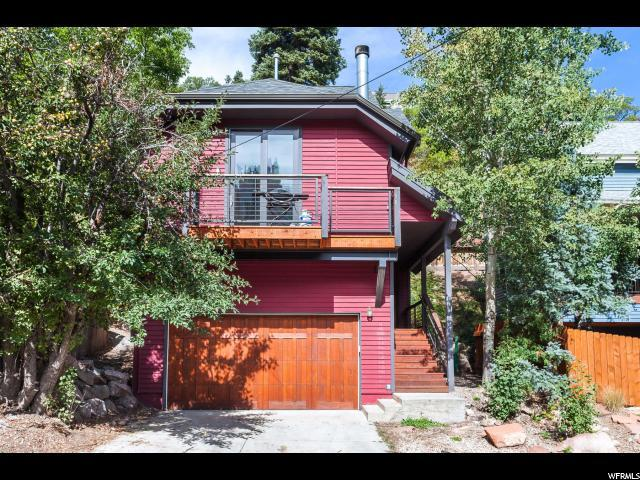 136 Daly Ave, Park City, UT 84060 (#1551510) :: RE/MAX Equity