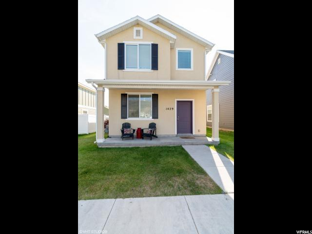 1429 South Paddock Dr, Farmington, UT 84025 (#1551529) :: The Fields Team