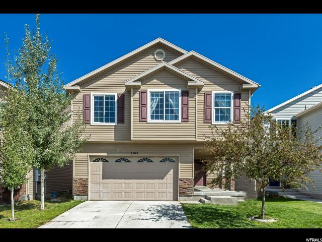 2165 E Revere Way N, Eagle Mountain, UT 84005 (#1551553) :: Exit Realty Success