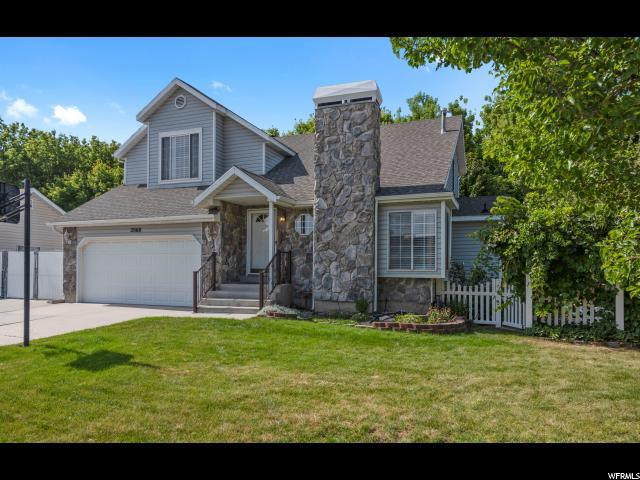 2068 W Wasa St, West Jordan, UT 84088 (#1551573) :: Bustos Real Estate | Keller Williams Utah Realtors