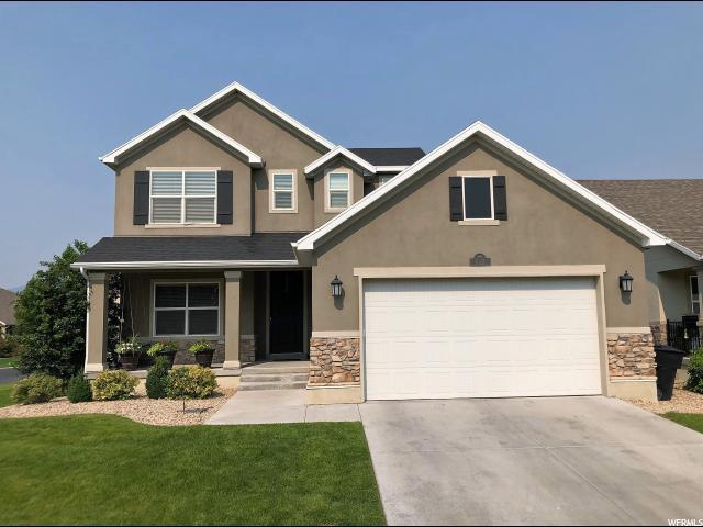 1361 Carriage Chase Dr S, Kaysville, UT 84037 (#1551663) :: goBE Realty