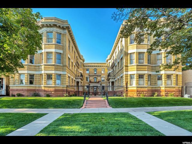 415 E 300 S #4, Salt Lake City, UT 84111 (#1551726) :: Big Key Real Estate